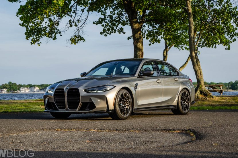 BMW M3 Competition Test Drive 4 of 40 830x553