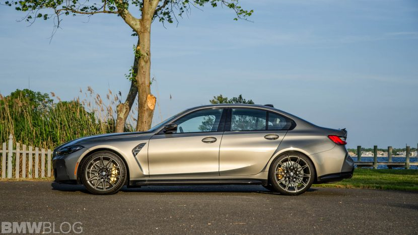 BMW M3 Competition Test Drive 5 of 40