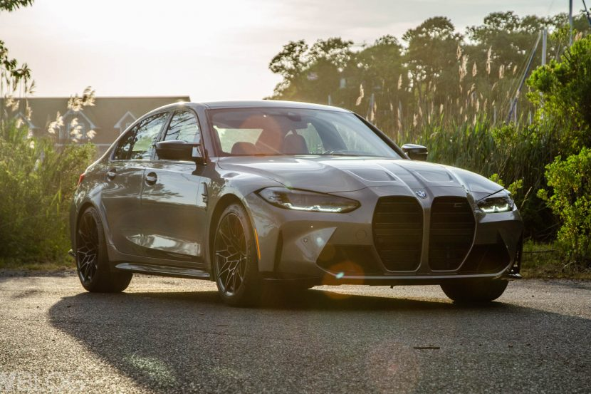 TEST DRIVE: 2021 BMW M3 Competition -- Among the All Time Greats