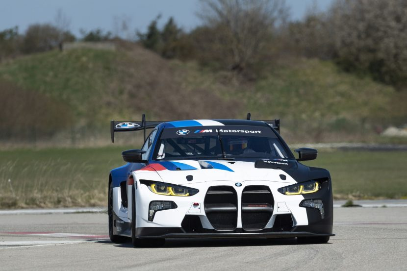 Video: BMW M says goodbye to M6 GT3 and hello to the M4 GT3