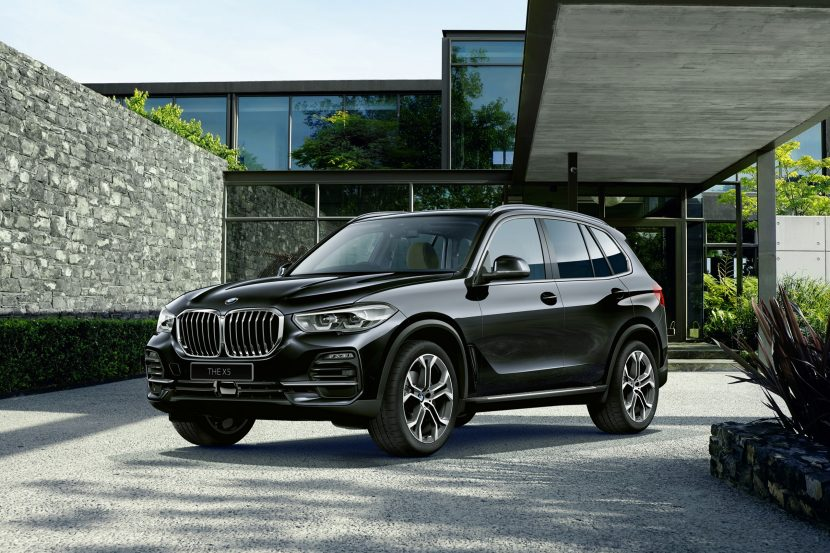 BMW X5 Pleasure Edition now available in Japan in limited numbers