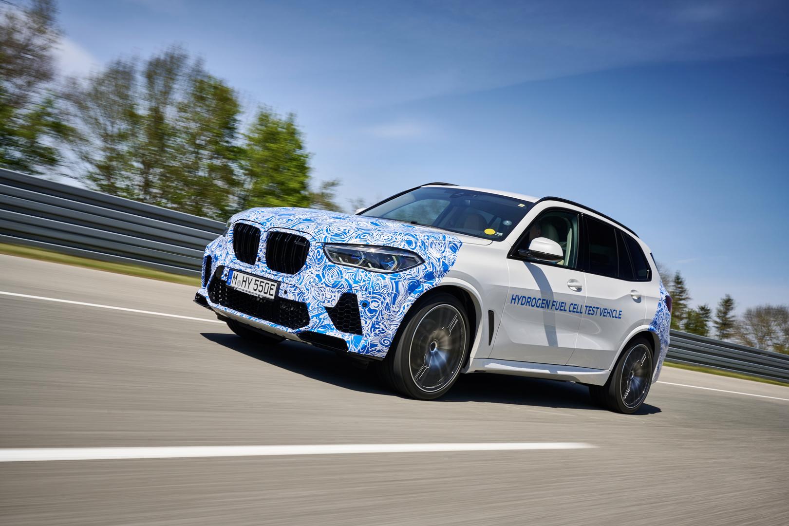 BMW i Hydrogen NEXT 12 of 21
