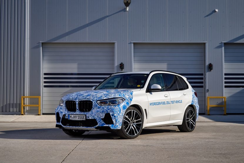 BMW i Hydrogen NEXT 5 of 21 830x553