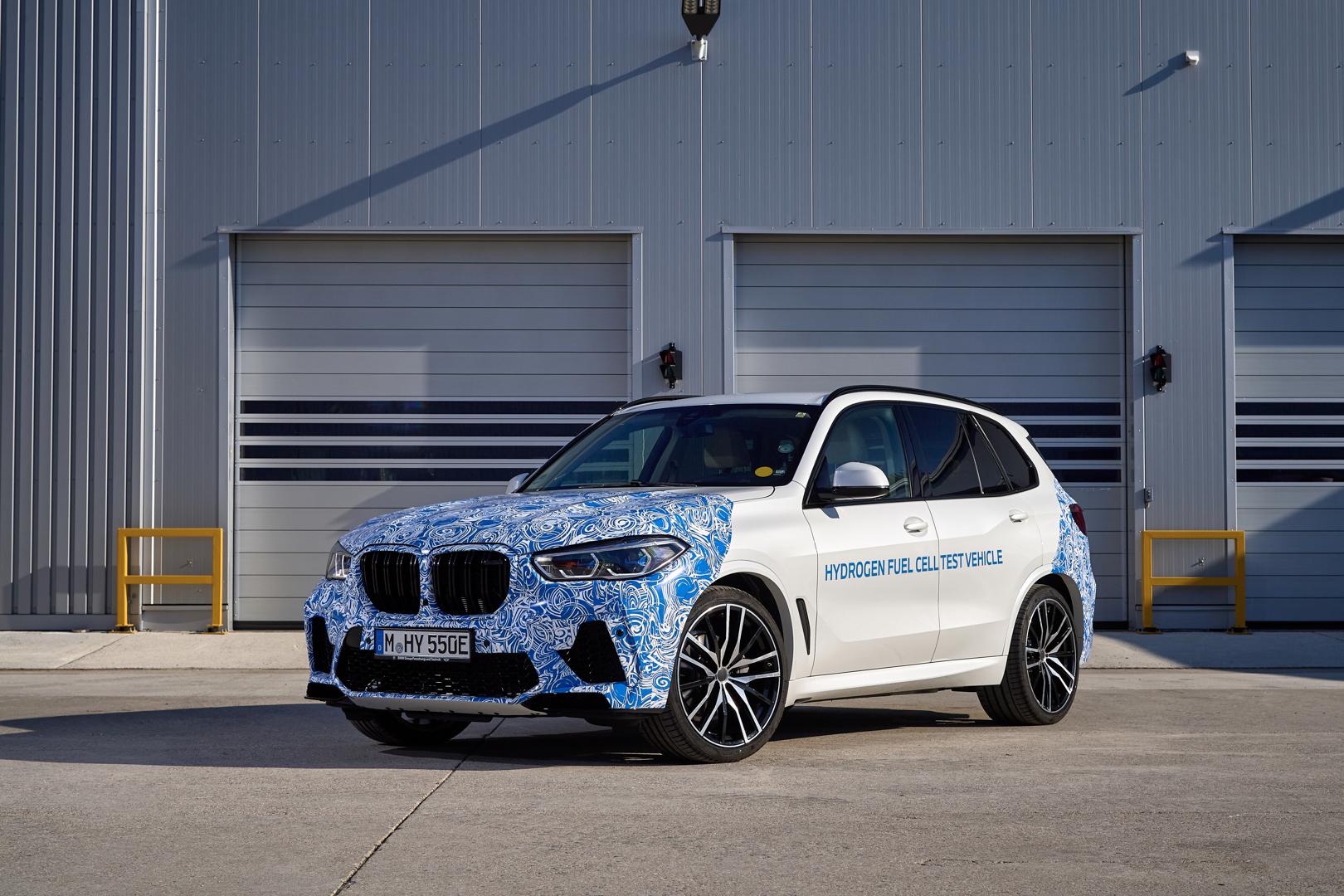 BMW i Hydrogen NEXT 5 of 21