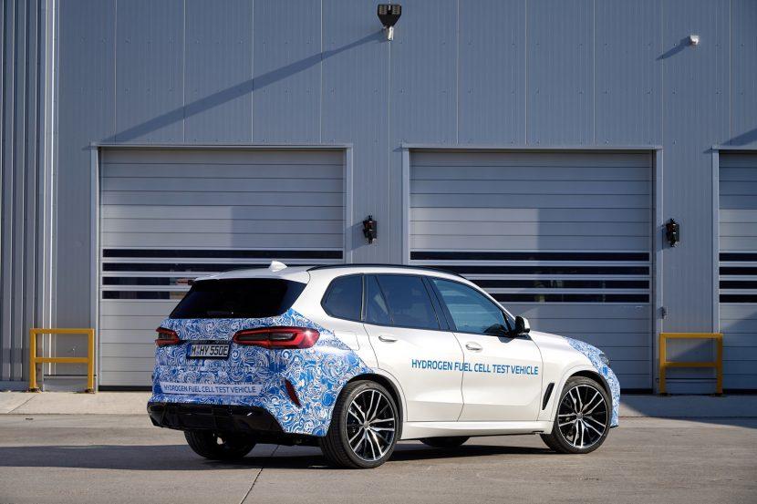 BMW i Hydrogen NEXT 6 of 21 830x553
