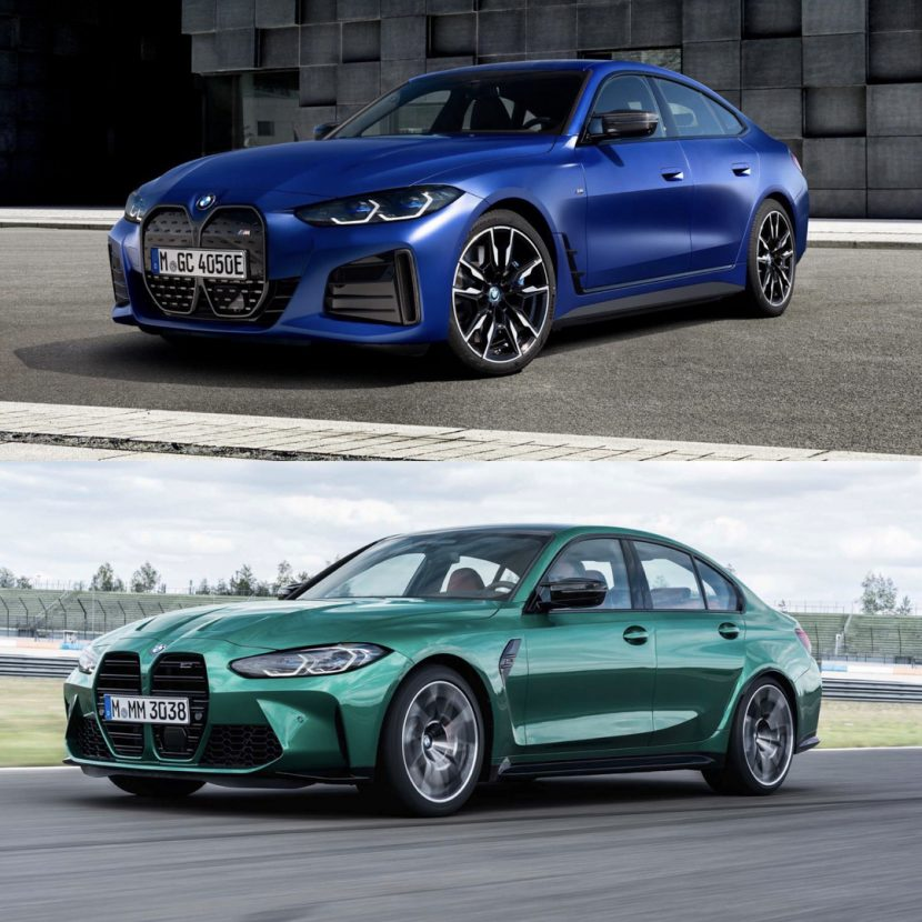 Which to Buy: BMW i4 M50 or BMW M3 Competition?