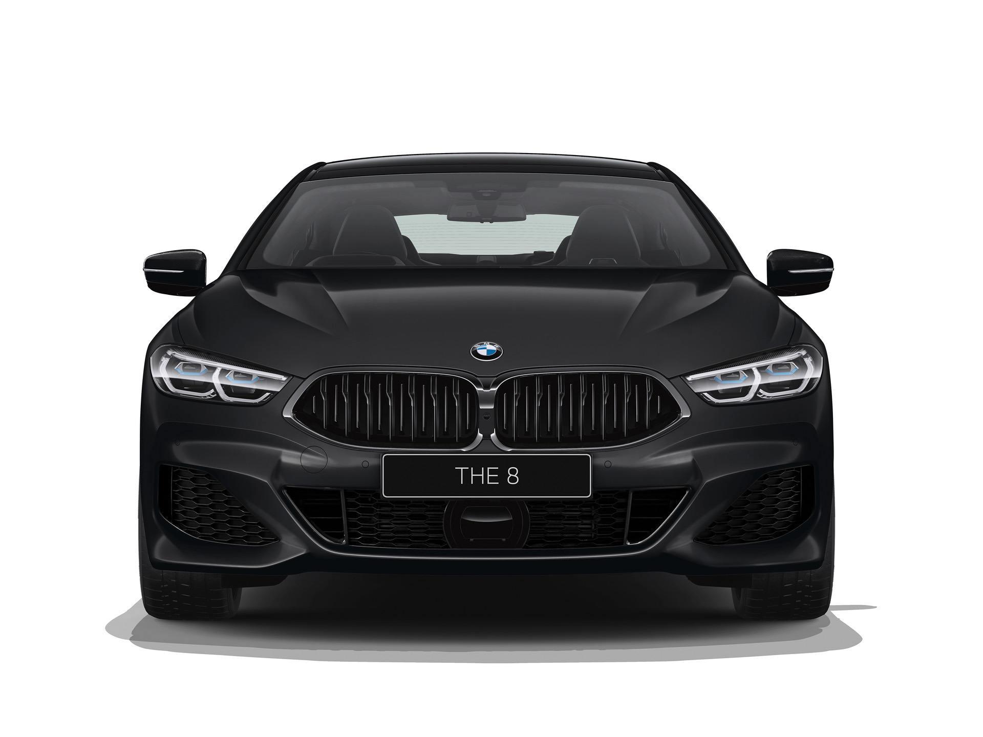 BMW 840i Coupe Frozen Black edition 02