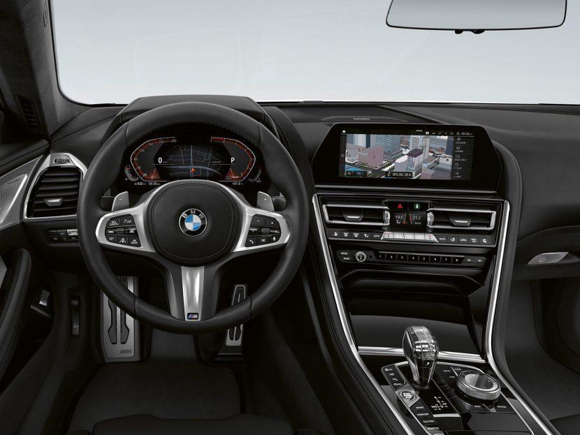 BMW 840i gran Coupe Frozen Black edition 08