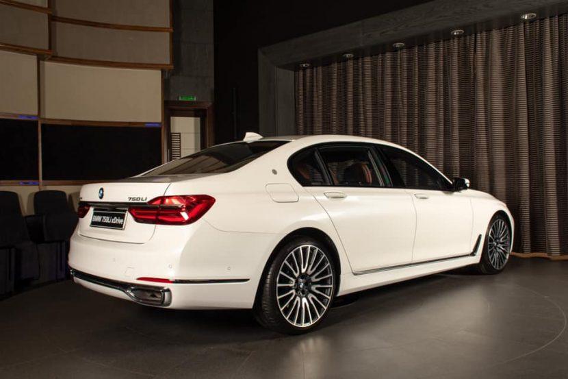 Master Class BMW 7 Series 3