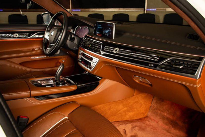 Master Class BMW 7 Series 4