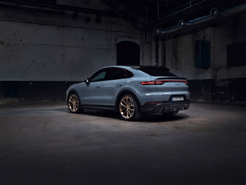 Porsche Cayenne Coupe Turbo GT 2 of 2 830x623