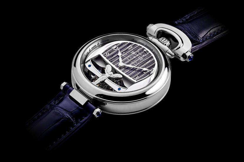 Rolls Royce Bovet 1822 timepiece 139