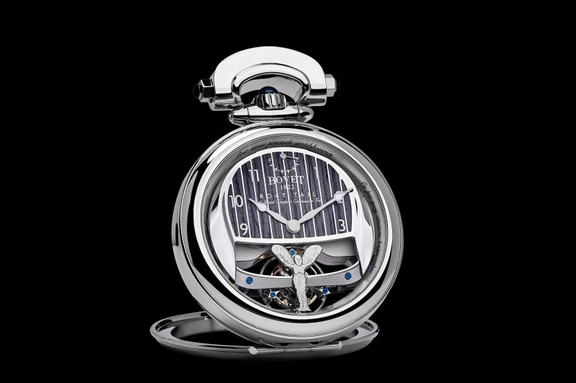 Rolls Royce Bovet 1822 timepiece 148
