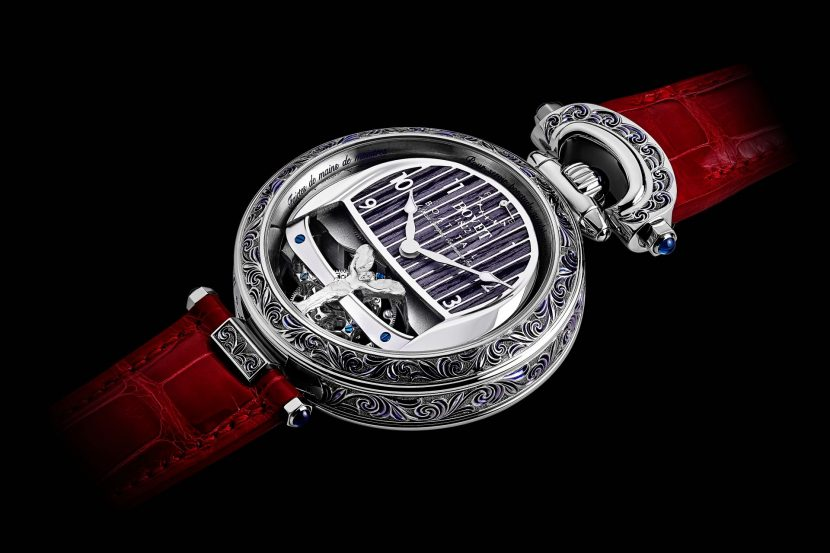 Rolls Royce Bovet 1822 timepiece 149