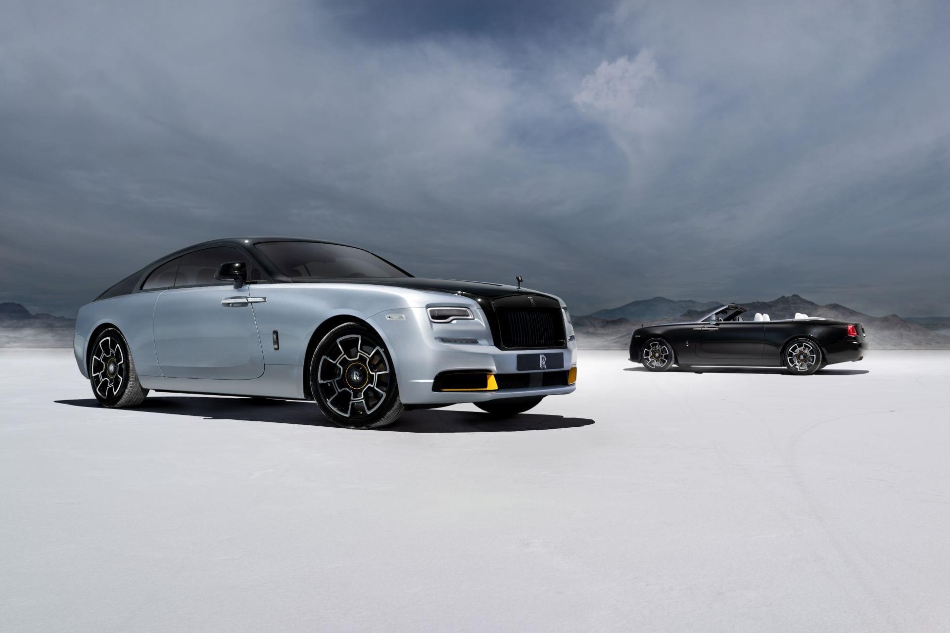 Rolls Royce Landspeed Collection 159