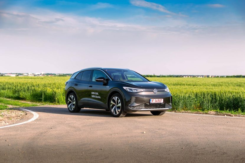 TEST DRIVE: 2021 Volkswagen iD.4 - A New Electric Crossover
