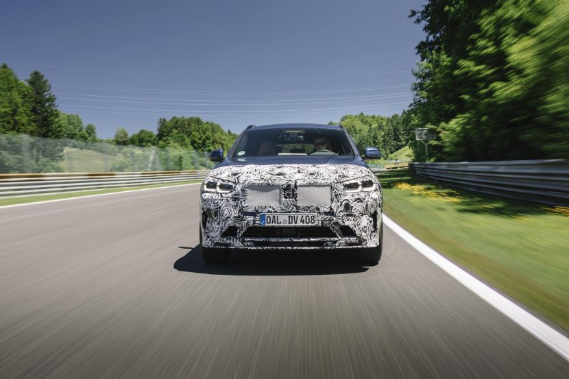 ALPINA CEO takes us on the track with the ALPINA XD4 Facelift