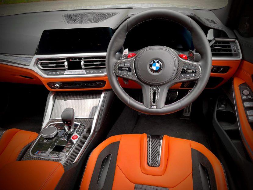 bmw m3 g80 interior 06