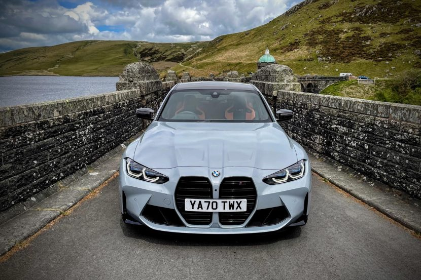 2021 BMW M3 G80 – One Last Hurrah For The BMW M3 Competition?