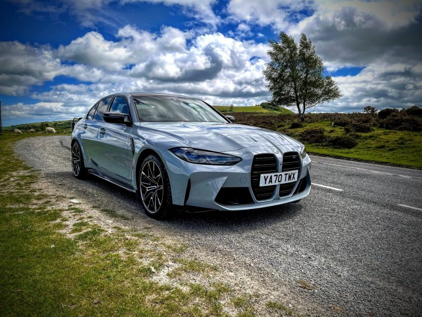 bmw m3 g80 test review 02