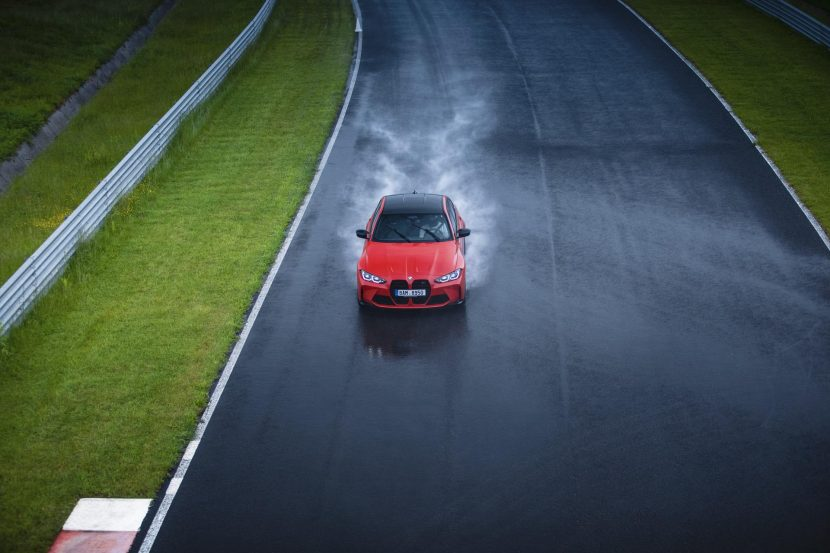 A Track Day With The 2021 BMW M3 and M4 - Photo Gallery