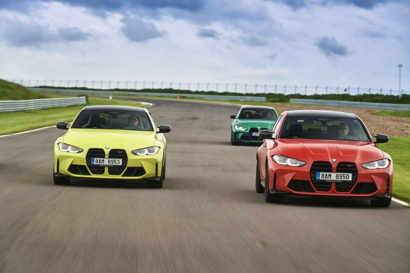 VIDEO: BMW M3 vs BMW M4 - Which is Faster After All?