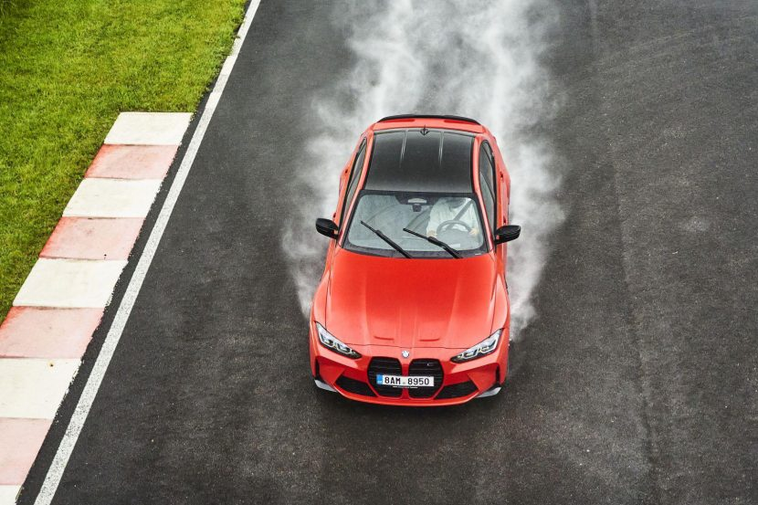 TEST DRIVE: 2021 BMW M3 Competition - The Race Track King