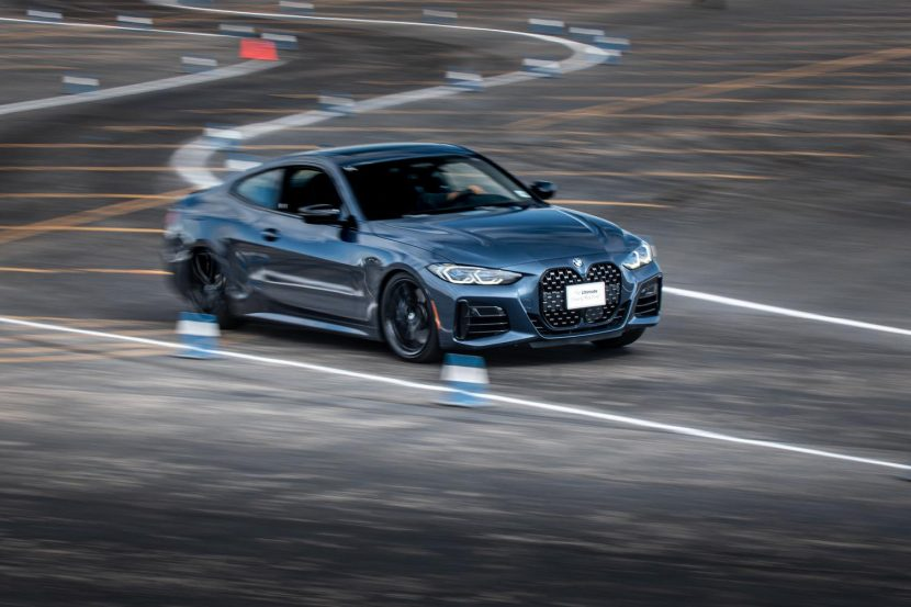 bmw ultimate driving Experience 2021 117 830x553