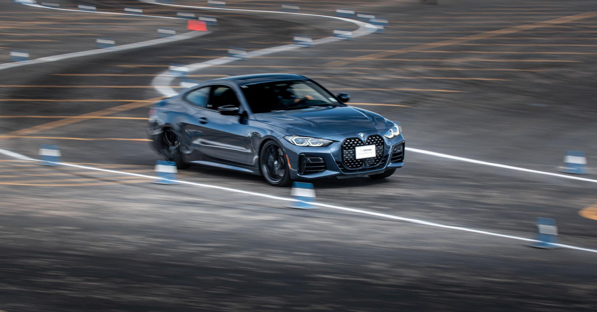 bmw ultimate driving Experience 2021 117