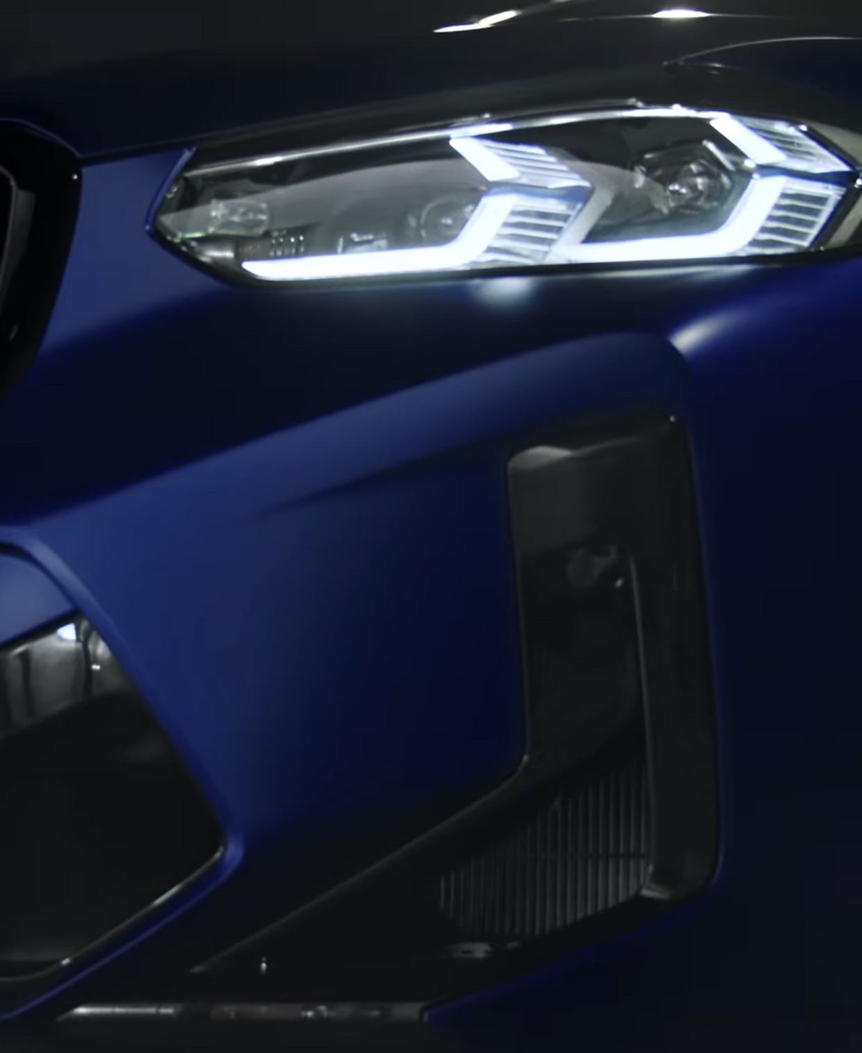 bmw x3m facelift