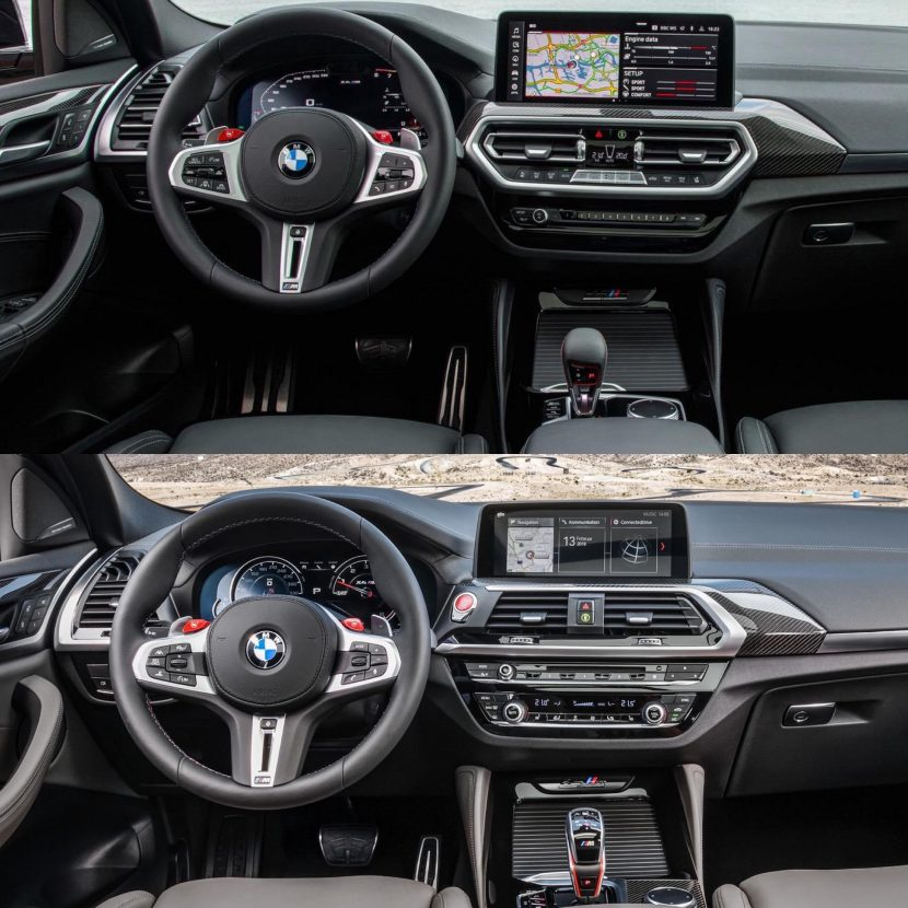 bmw x4m facelift vs no lci 02 830x830
