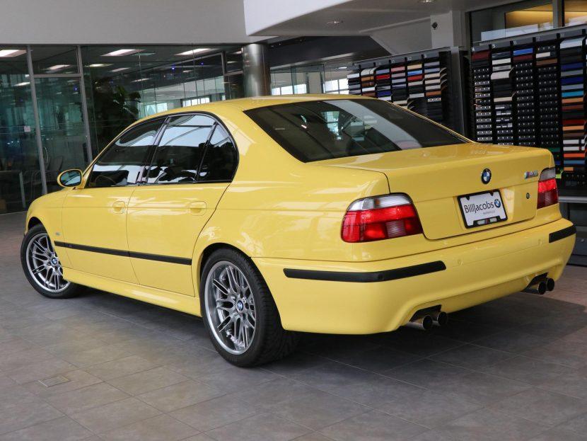 dakar yellow 2000 bmw m5 e39 04 830x623