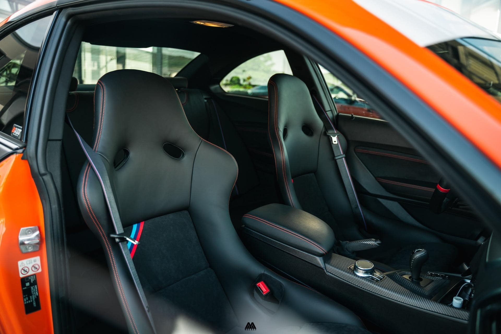install bucket seats bmw m car 45