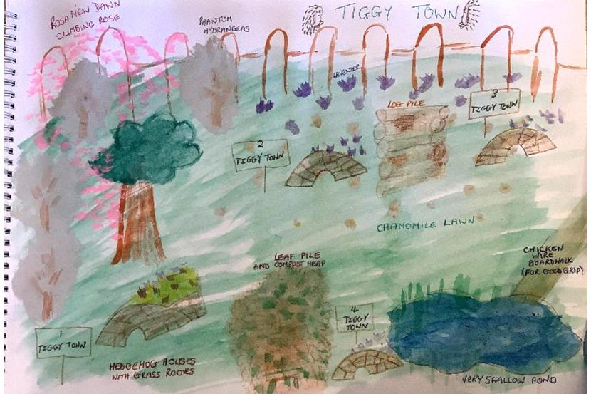 Rolls-Royce Wildlife Garden design contest winner announced