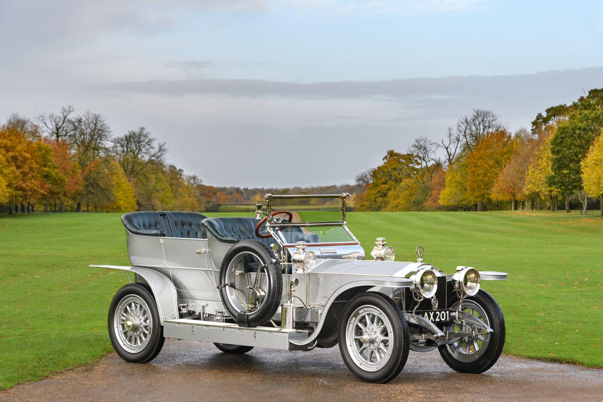 1907 Rolls Royce Silver Ghost 1