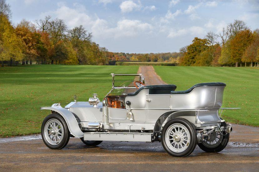 1907 Rolls Royce Silver Ghost 3