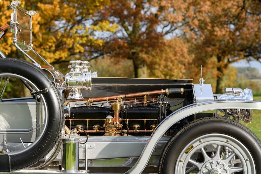 1907 Rolls Royce Silver Ghost 8