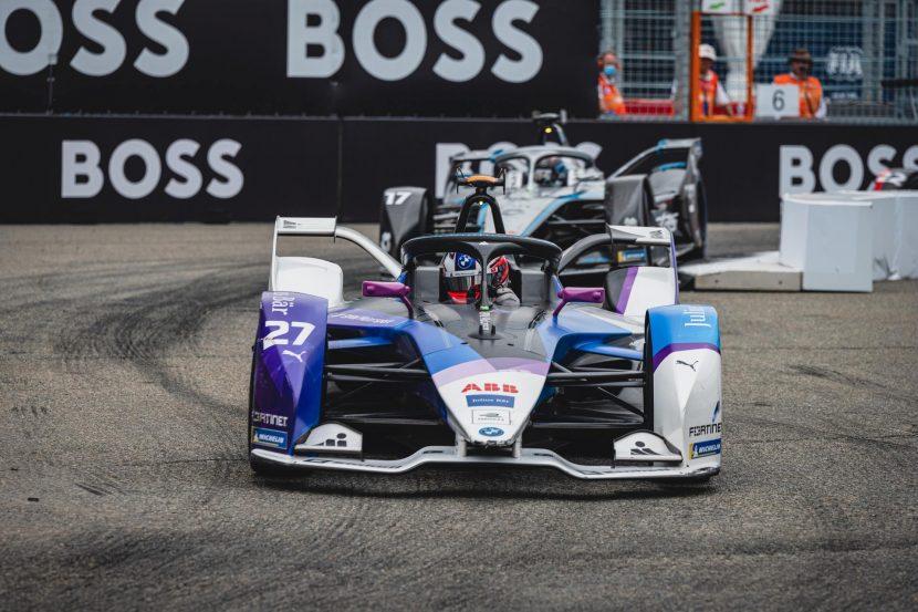 We attended the 2021 Formula E e-Prix in New York City