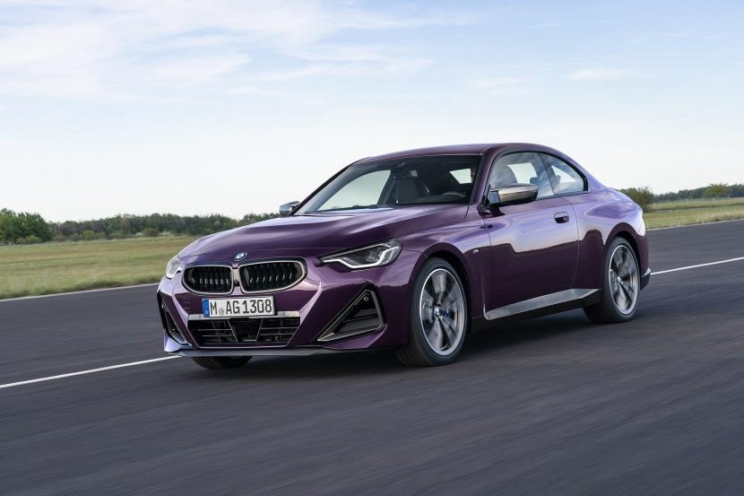 2022 bmw m240i coupe 05
