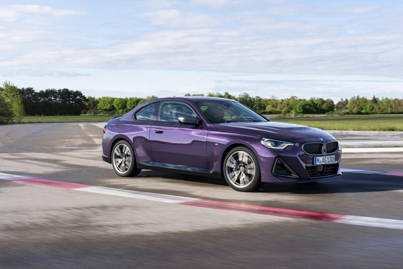 2022 bmw m240i coupe 06