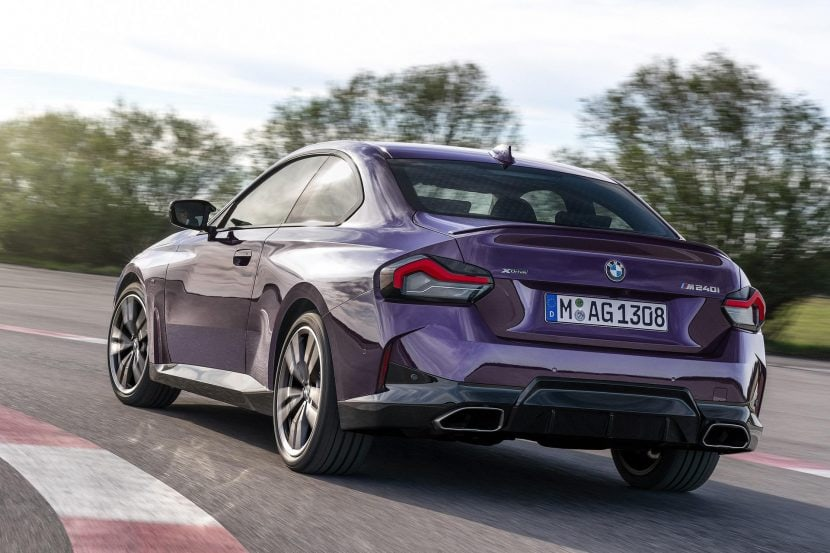2022 bmw m240i coupe 08