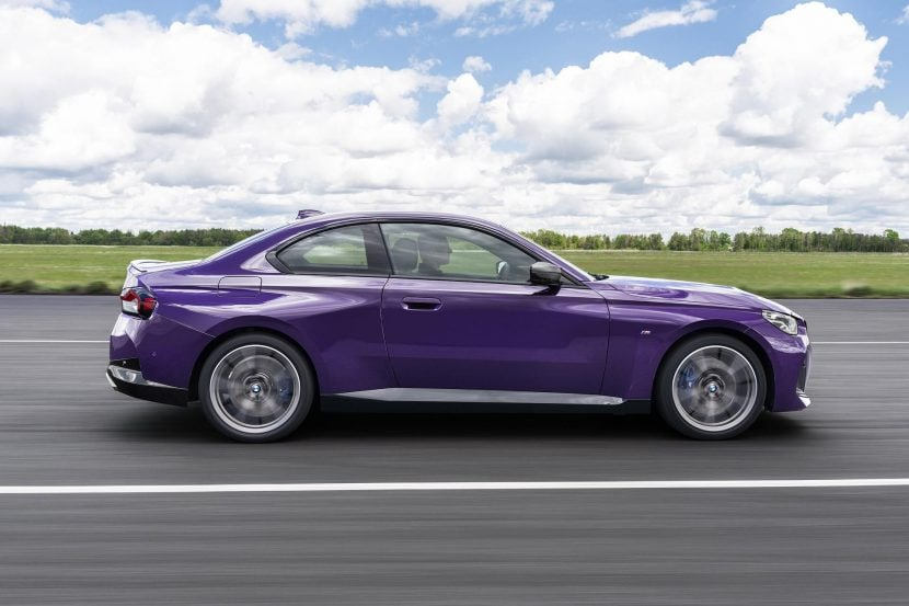 2022 bmw m240i coupe 15