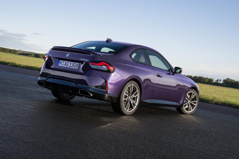 2022 bmw m240i coupe 31
