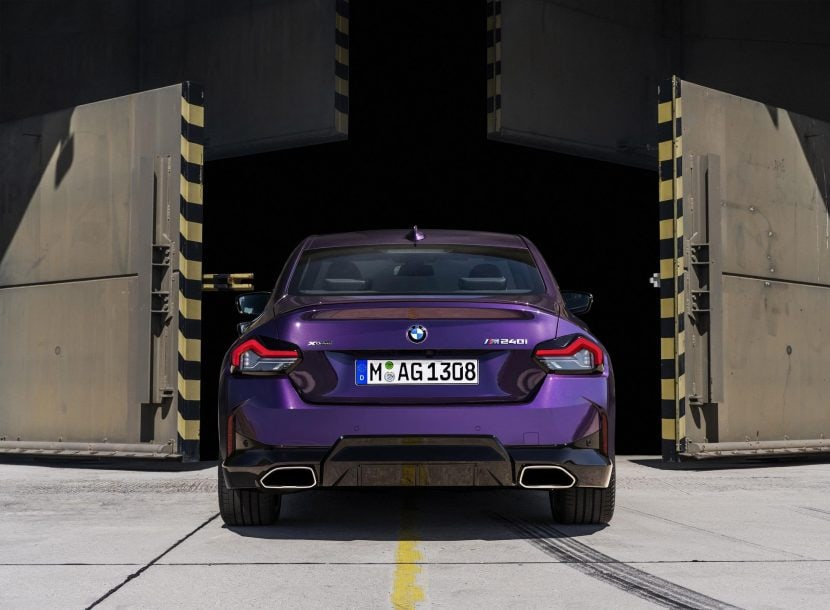 2022 bmw m240i coupe 33