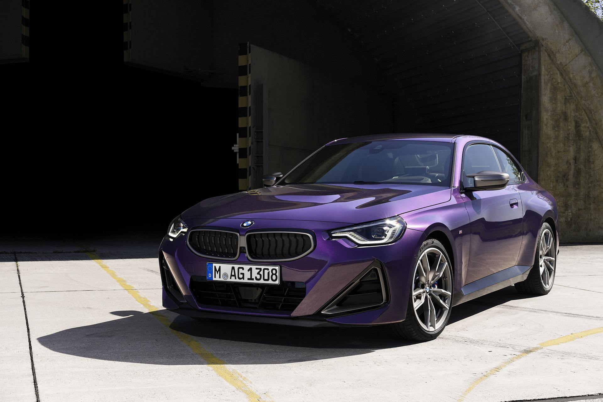 2022 bmw m240i coupe 35