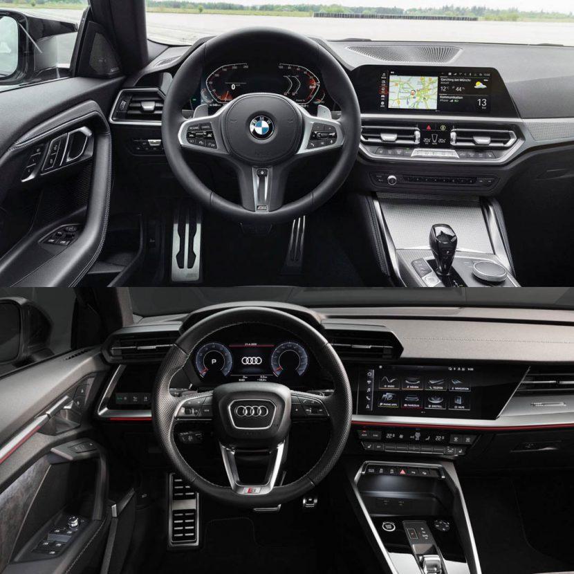 BMW 2 Series vs Audi A3 2 of 6