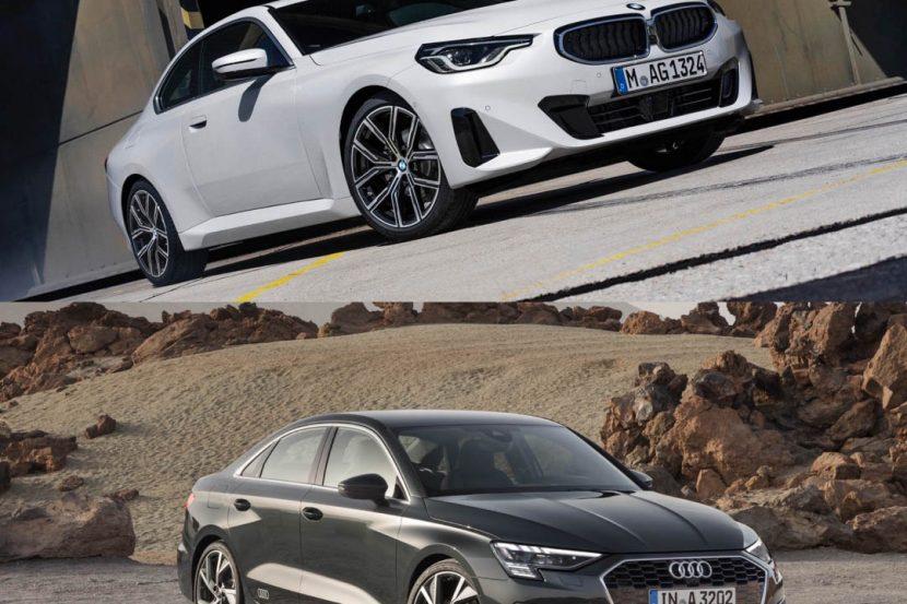 BMW 2 Series vs Audi A3 3 of 6 830x553