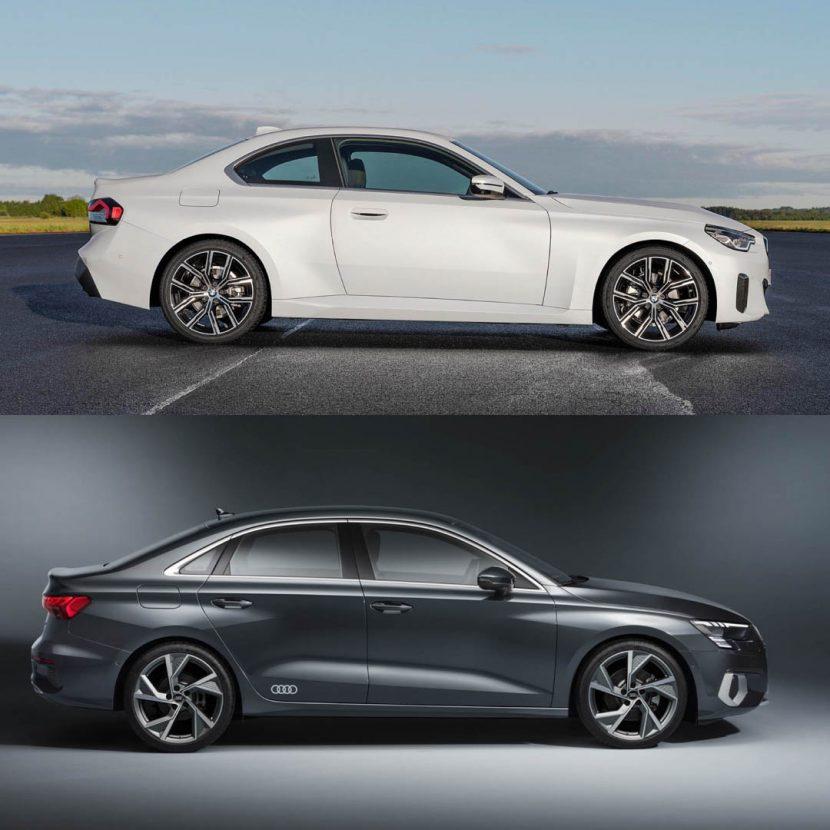 BMW 2 Series vs Audi A3 6 of 6 830x830