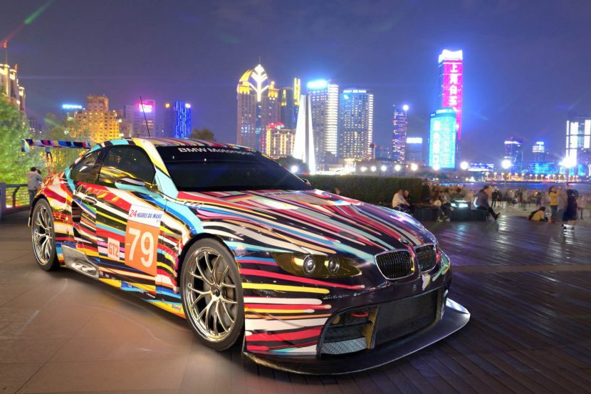 BMW Art Cars Augmented Reality 3 of 9 830x553