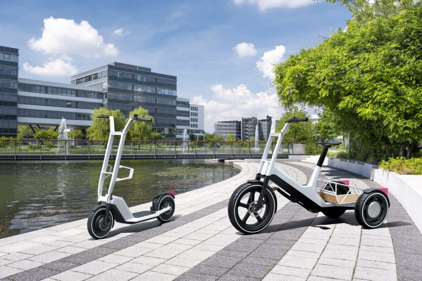 BMW Group Research micromobility concepts 2 830x553